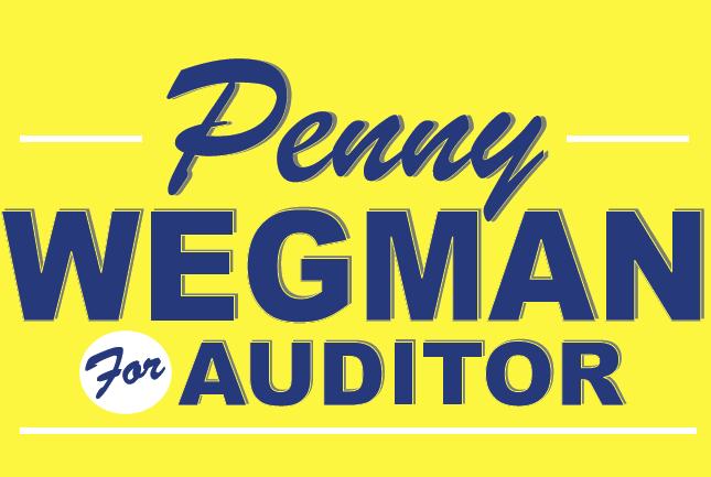 Penny Wegman for Kane County Auditor