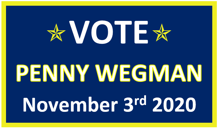 Penny Wegman for Kane County Auditor
